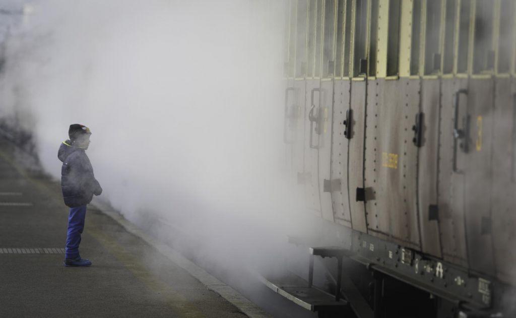 Vlak med Ljubljano in Trstom kot vlak hrepenenja