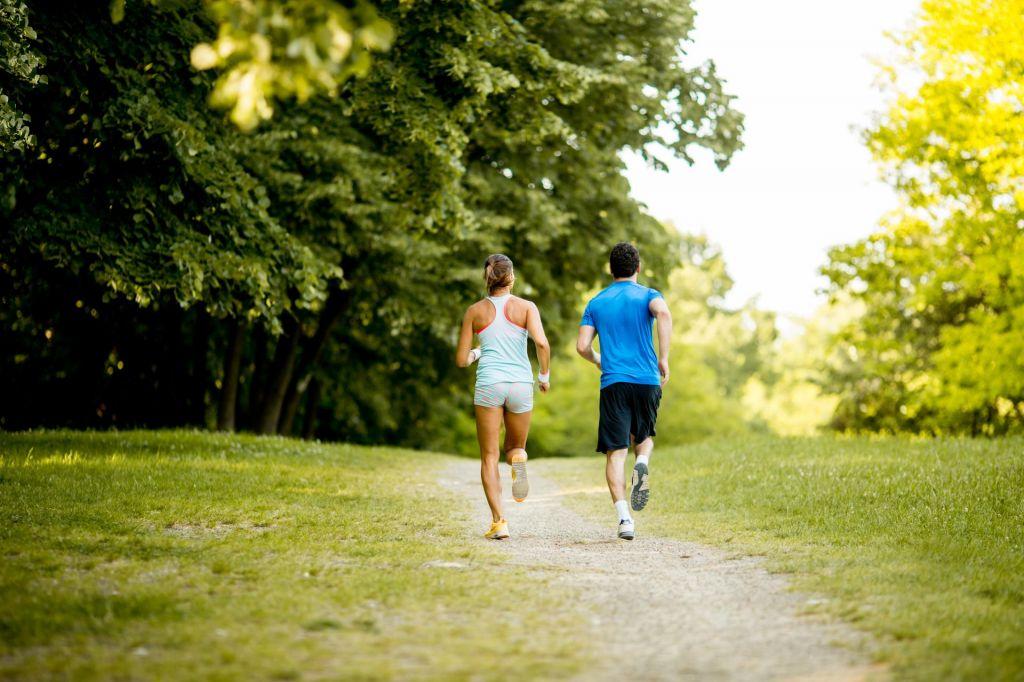 Kako razvajati vašega najljubšega tekaškega partnerja