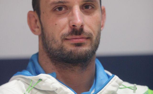 David Kukovica se je v Bakuju hitro poslovil od tekmovanja. FOTO: Mavric Pivk/DELO