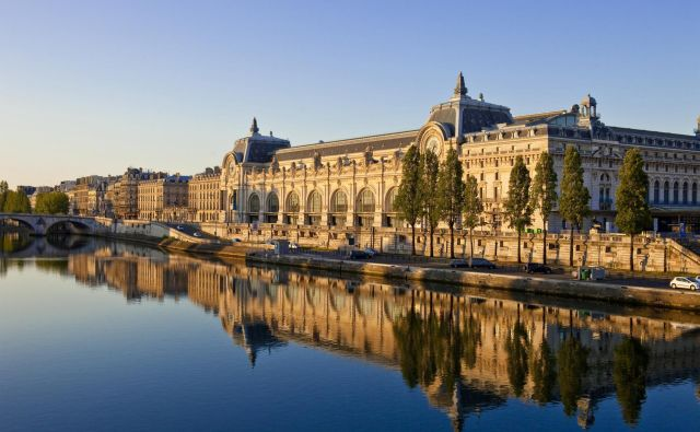 V Musée d'Orsay so v tridesetih letih prešteli skoraj 87 milijonov obiskovalcev. Foto promocijsko gradivo