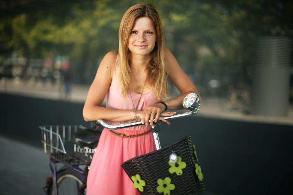 Predsednica Ljubljanske kolesarske mreže: Na občini nas poslušajo, upoštevajo (še) ne