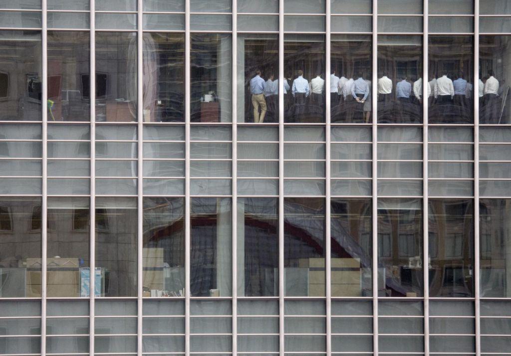 Lehman Brothers in praznina deset let pozneje
