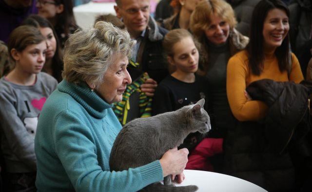 Domače živali ugodno vplivajo na njihove skrbnike.<br /> FOTO: Igor Zaplatil