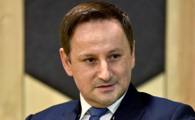 Rajko Kozmelj bo o nacionali varnosti obveščal premiera Marjana Šarca. Foto Tamino Petelinšek/STA