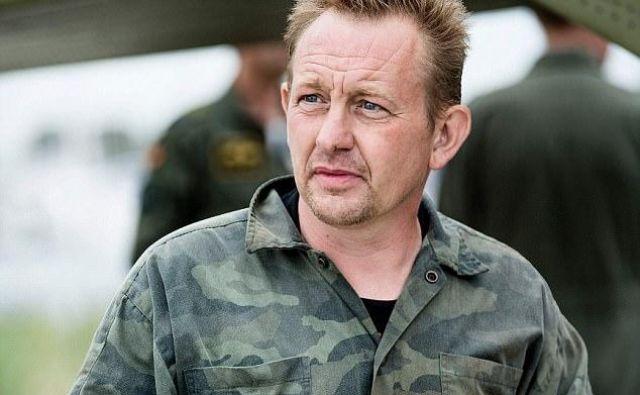 Peter Madsen je na sojenju neprestano spreminjal svojo izjavo. FOTO: Arhiv Dela