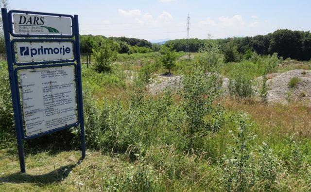 Gradnja ceste preko Ptujskega polja se je že večkrat začela. FOTO: Franc Milošič
