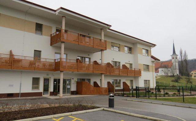 Dom upokojencev v Juršincih v Slovenskih goricah bodo razširili. Foto: Franc Milošič Foto Simona Fajfar