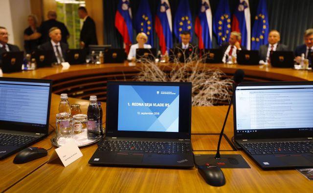 Iz vladnega urada za komuniciranje so odgovorili, da bodo imenovani na podlagi predlogov pristojnih ministrov na prihodnjih vladnih sejah. FOTO: Leon Vidic/Delo