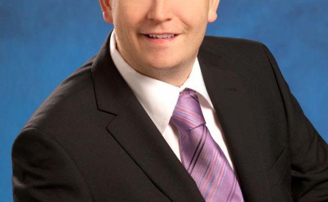 Mark Torr, direktor za internet stvari in analitiko v regiji CEE, Microsoft FOTO: Arhiv podjetja Microsoft