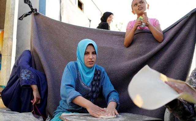 V Turčiji je trenutno okoli štiri milijone beguncev, največ na svetu. Od tega jih kar 3,6 milijona prihaja iz Sirij. Foto: Umit Bektas/Reuters