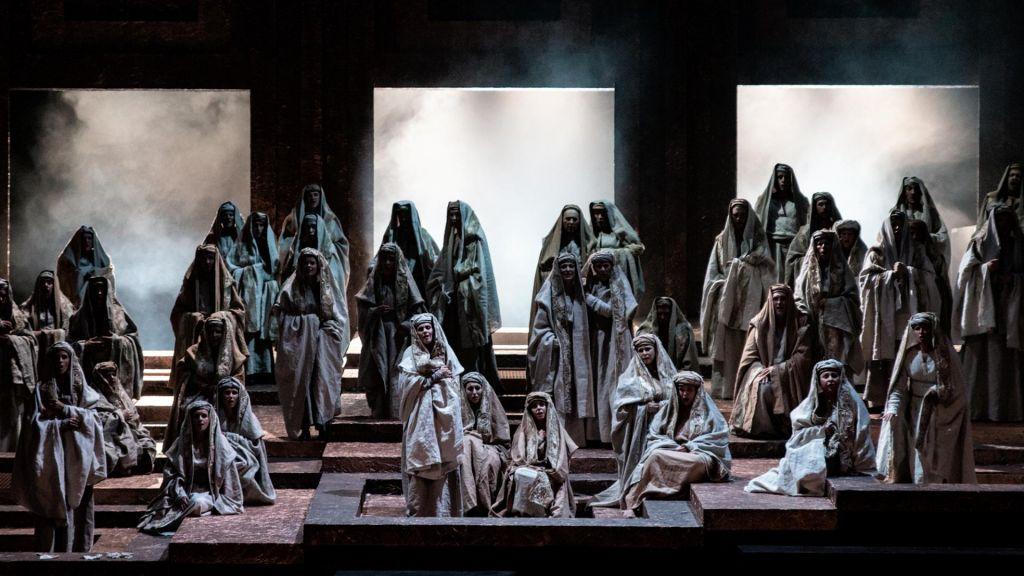 V mariborski Operi operni spektakel Nabucco