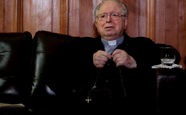Duhovnika so leta 2011 spoznali za krivega, da je več let zlorabljal najstnika. FOTO: Reuters