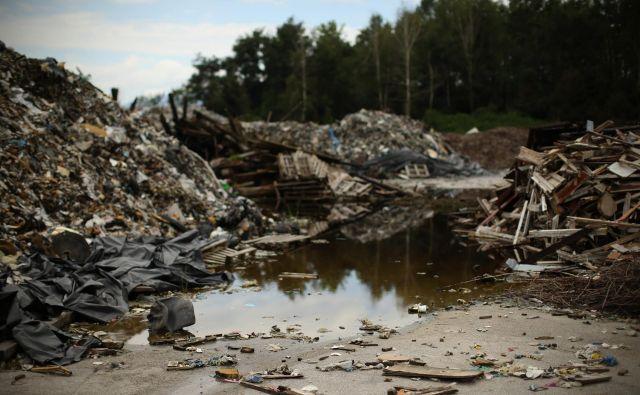 Ekosistemi so zadnje od zgolj treh podjetij, ki so od leta 2004 izgubila okoljevarstveno dovoljenje. Foto: Jure Eržen