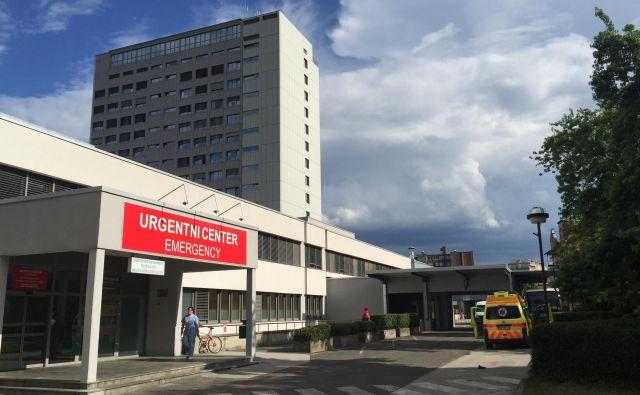UKC Maribor čaka na odločitev ministrstva glede usode anesteziologov. FOTO Aleš Andlovič