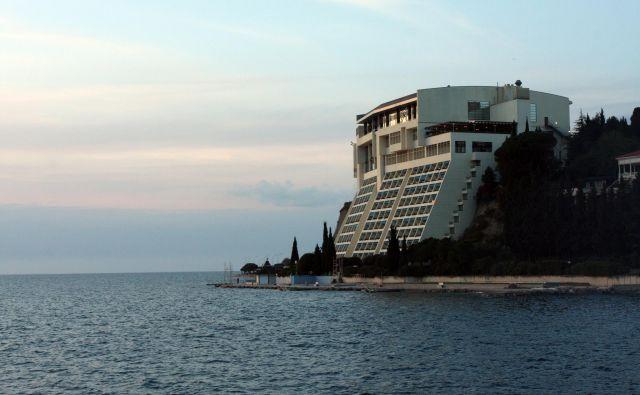 Hoteli Bernardin naj bo postali del državnega turističnega holdinga. FOTO: Mavric Pivk/Delo