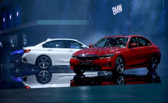 Nove generacija BMW-jeve serije 3.<br /> FOTO: AFP