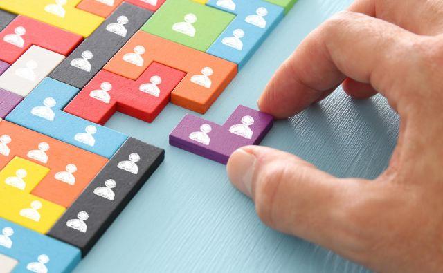 Ne prezrite vašega občutka – boste radi delali z ljudmi, s katerimi ste bili na razgovoru? FOTO: Shutterstock
