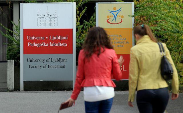 Fundacija Študentski tolar pomaga socialno ogroženim študentom vseh članic ljubljanske univerze in treh samostojnih zavodov. FOTO Blaž Samec