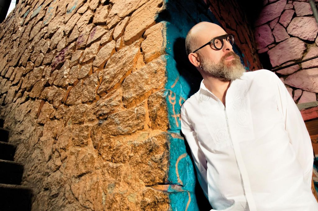 Mario Biondi je pevec globokega in mehkega glasu