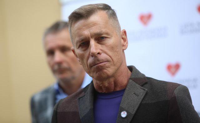 Igor Domanjko meni tudi, da bi v Mariboru morale imeti sedež tudi vsaj tri vladne agencije. Foto Tadej Regent