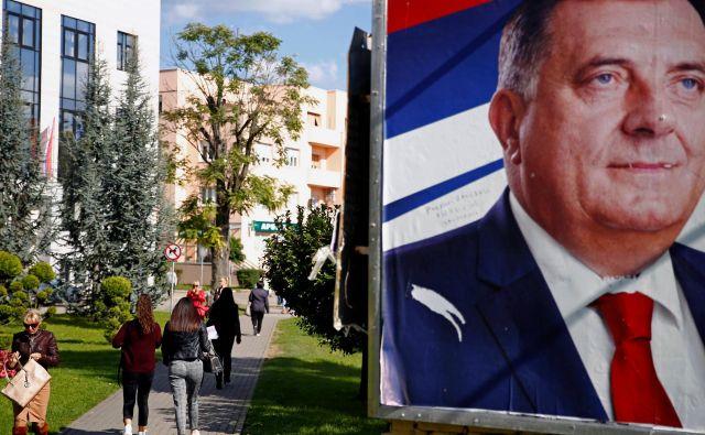 V nedeljo bo 3,3 milijona volivcev v Bosni in Hercegovini imelo že osmič možnost izvoliti si oblast po svoji meri. Foto: Dado Ruvic/Reuters
