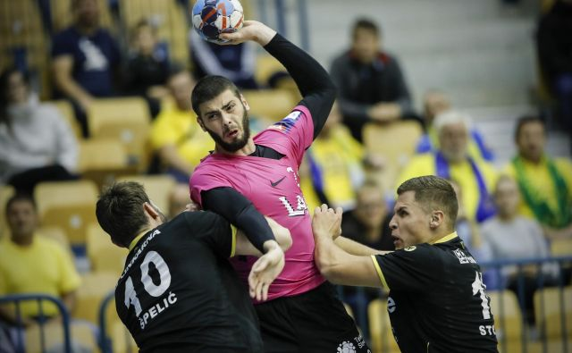 Branko Vujović se je izkazal z osmimi goli proti Gorenju. FOTO: Uroš Hočevar