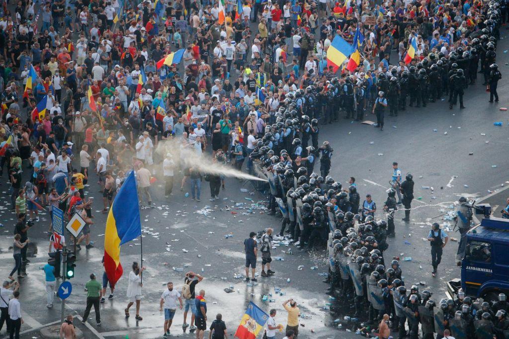 Evropo skrbi pot, po kateri stopa Bukarešta