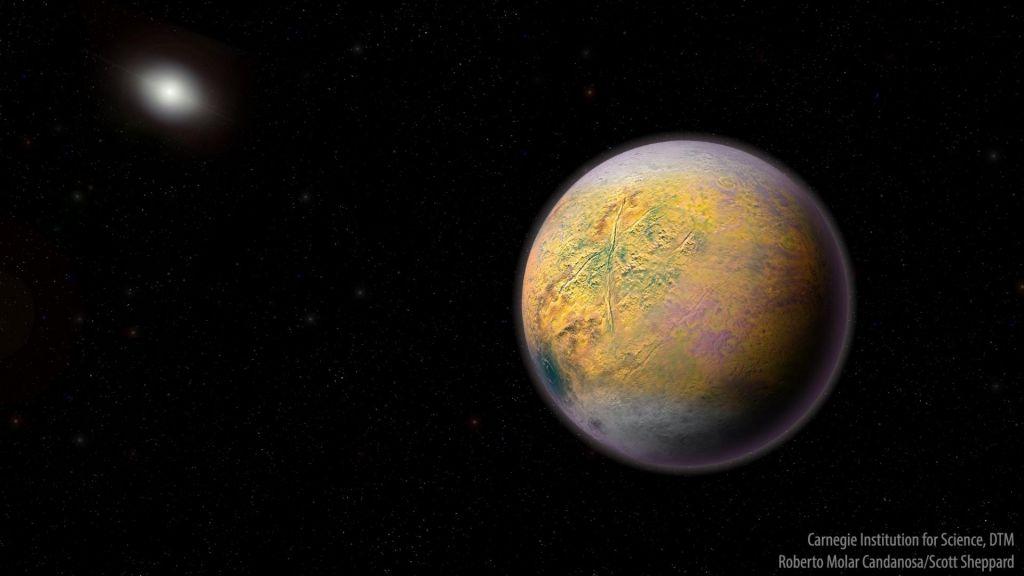 Tudi novoodkriti Goblin kaže na obstoj skrivnostnega planeta X
