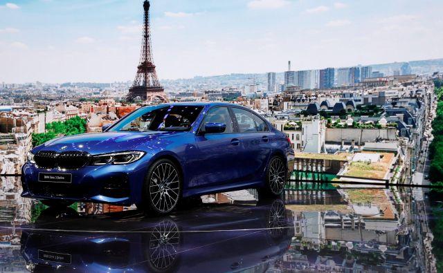 BMW serije 3 vozi v sedmo generacijo in bo poskušal ohranjati slavo klasičnih dobro voznih limuzin. FOTO: Reuters