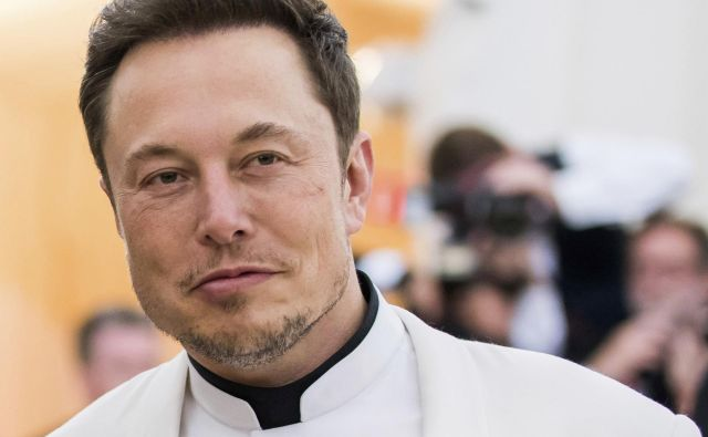 Elon Musk FOTO: Charles Sykes/Invision/AP