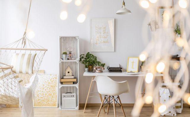 Domovi Skandinavcev so vedno videti lepo urejeni in pospravljeni. Foto: Shutterstock