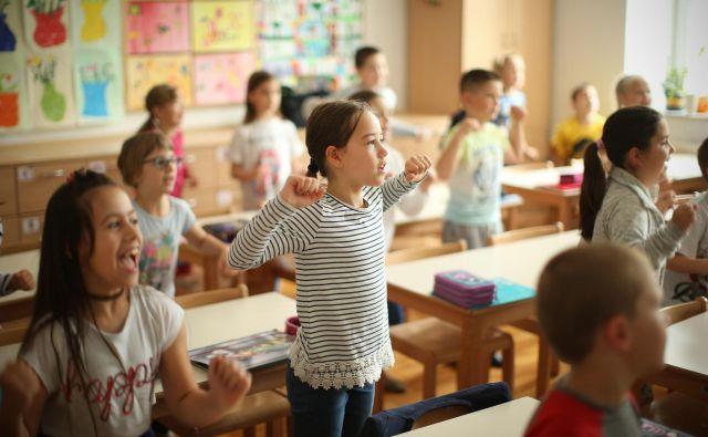 Tisto, kar je dobro za otroka s posebnimi potrebami, je dobro tudi za vse druge učence v razredu. Fotografija je simbolična. FOTO: Jure Eržen/Delo