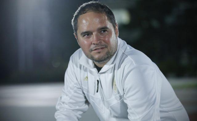 Branko Tamše je skoraj pet let vodil člansko ekipo Celja. FOTO Uroš Hočevar