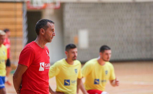 Peter Mičović ni več trener Kopra, ki še čaka prvo zmago v ligi NLB. FOTO: RD Koper 2013