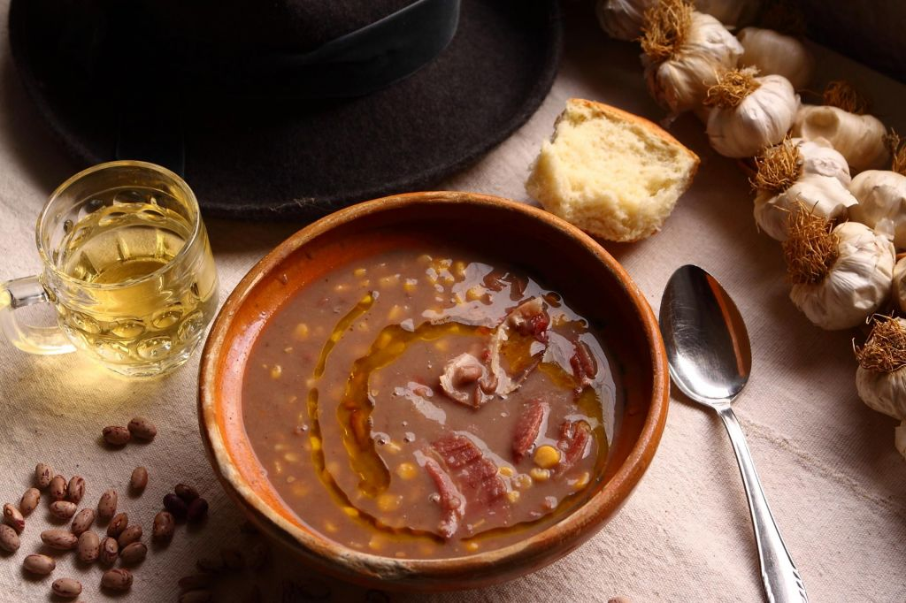 Poletov recept: Istrska mineštra
