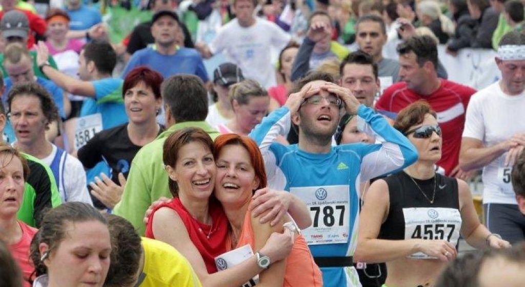 Ko pretečeš ciljno črto maratona, nisi več isti