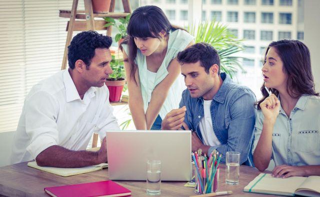 Sodelovanje je koristno. FOTO Shutterstock