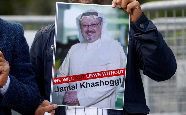 Hašodži je bil več kot tri desetletja eden glavnih zagovornikov družbenih in političnih reform v Savdski Arabiji in na Bližnjem vzhodu. FOTO: Osman Orsal/Reuters
