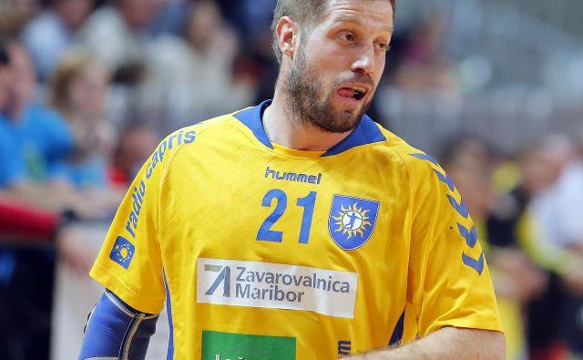 Uroš Rapotec je kapetansko vlogo zamenjal s trenersko. Foto Aleš Černivec