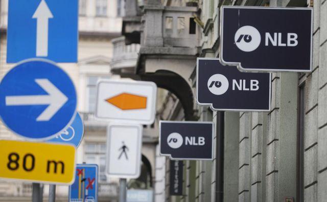 Delnice NLB bodo lahko tržili tudi neodvisni prodajalci. Foto Leon Vidic/Delo