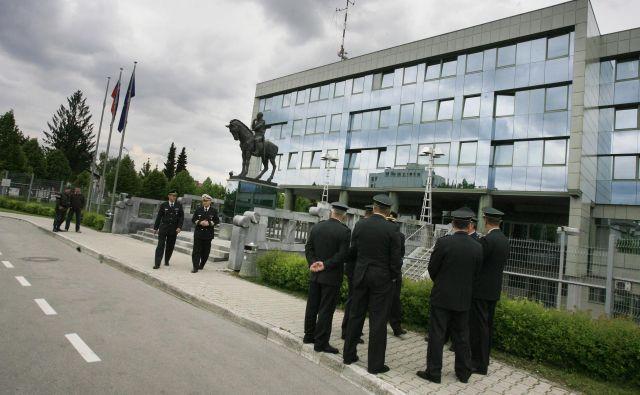 Da bo na mesto šefa OVS predlagan Dejan Matijevič, se je omenjalo že dalj časa. FOTO: Leon Vidic/Delo
