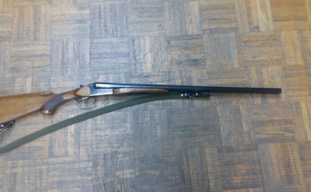 Puška, s katero je lovec pokončal sosedovega psa, bo šla v uničenje. FOTO: PP Rače