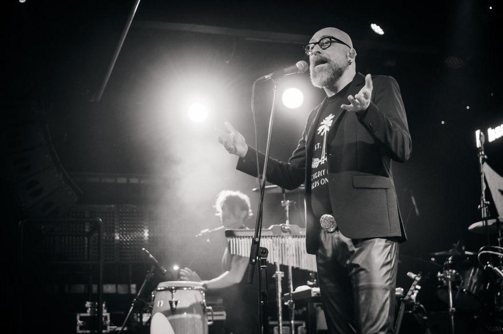 FOTO:Mario Biondi, pevec mehkega glasu