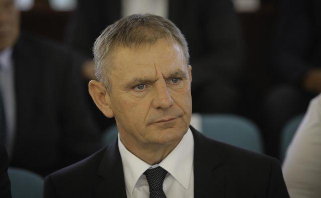 Peter Vrisk, predsednik zadružne zveze. FOTO: Jože Suhadolnik