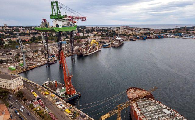 Ladjedelništvo zaradi daljnovzhodne konkurence počasi izginja iz Evrope. Na fotografiji Uljanik. FOTO: Cropix