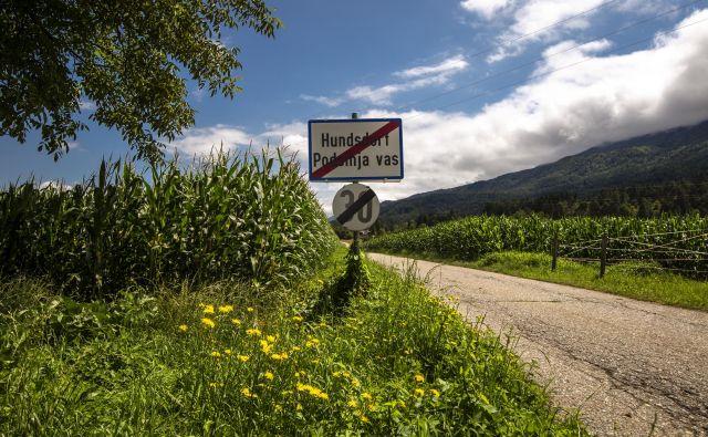 Pred plebiscitom je bilo v coni A 70 odstotkov slovensko govorečega prebivalstva. FOTO: Voranc Vogel