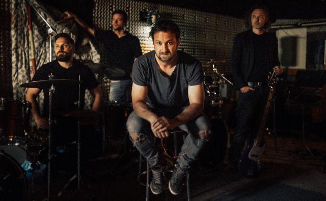 Lusterdam, nova domača rock skupina.<br /> FOTO: Jernej Kokol