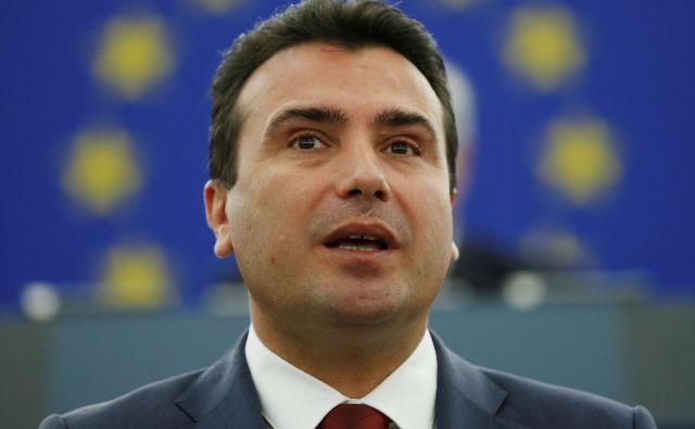 Premier <strong>Zoran Zaev</strong>