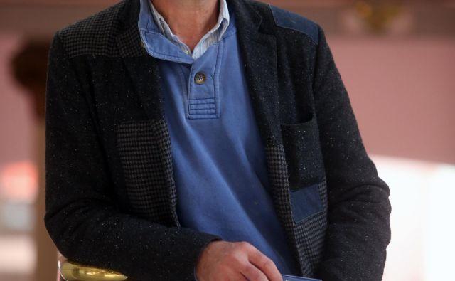 Janez Škof Foto Tadej Regent/delo