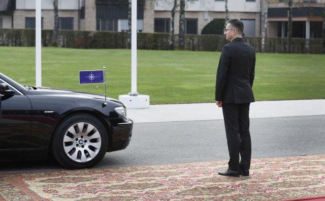 Slovenski premier Marjan Šarec. FOTO: Leon Vidic/Delo